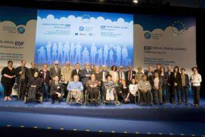 Foto Europeo de la Discapacidad.