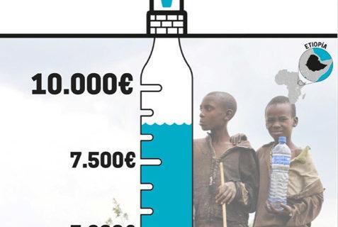 El colegio madrileño Los Olmos recauda 10.000 euros para construir un pozo de agua en Etiopía