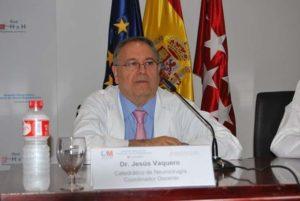 El doctor Jesús Vaquero.