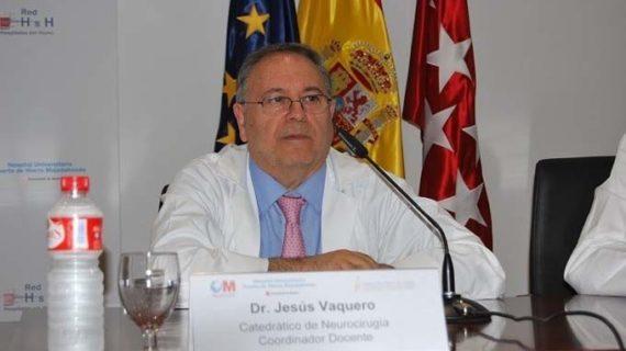 El doctor Vaquero Crespo y el filántropo Landeros Verdugo, Premios Reina Letizia 2016 de Prevención de la Discapacidad