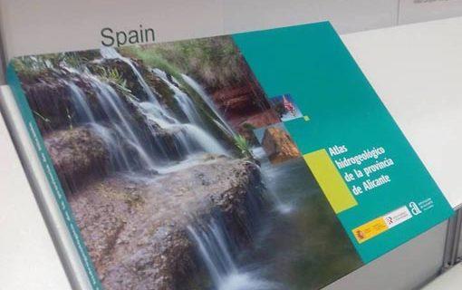 El Instituto Geológico y Minero de España expone sus productos cartográficos en Estados Unidos