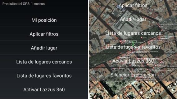 Emprendedores asturianos lanzan 'Lazzus', una app para mejorar la autonomía de personas con discapacidad visual