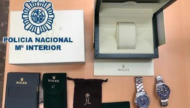 La Policía Nacional desarticula un grupo criminal que ha robado en más de 20 domicilios de Marbella