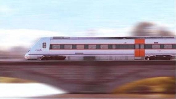 Adif recuperará y reutilizará la energía que generan los trenes al frenar