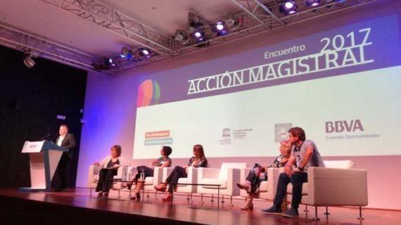 Proyectos de consumo responsable de móviles, migración y contra la homofobia, reconocidos en Acción Magistral 2017