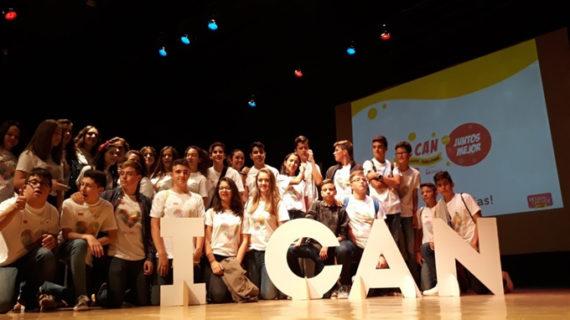 El proyecto 'Sin límites' representará a España en el encuentro internacional 'Be The Change Celebration 2017'