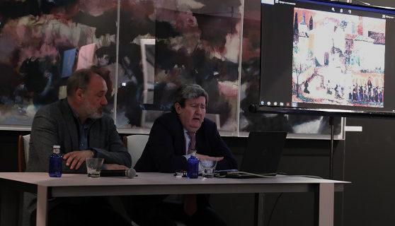 El Instituto Cervantes acogerá una exposición de destacados fondos de arte español e iberoamericano de la AECID