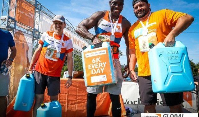 Miles de personas participarán en la carrera '6K For Water' de World Vision en Madrid y Pamplona el 19 de mayo