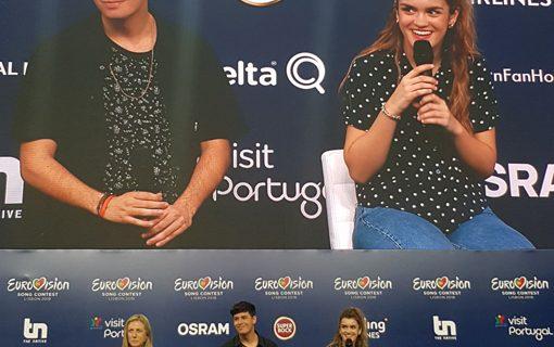 Primera aparición de España en Eurovisión 2018