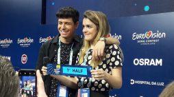 España actuará en la primera parte de la final de Eurovisión 2018