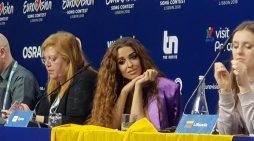 ¡La Beyoncé mediterránea arrasa en Eurovisión!