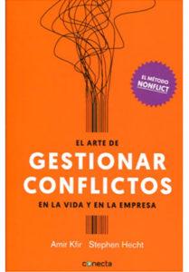 Libro 'El arte de gestionar conflictos'.