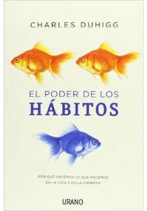 Portada del libro 'El poder de los hábitos'.