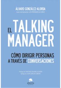 Portada de 'El Talking Manager'.