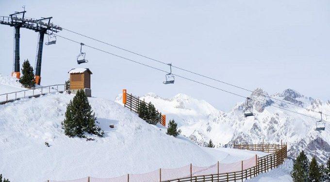 Las estaciones de esquí de Cerler y Panticosa, en Aragón, abren sus pistas el 23 de noviembre
