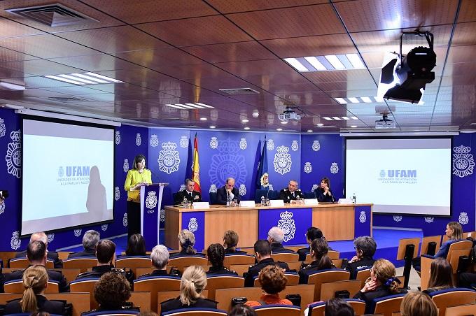 Balance de las actuaciones de la Policía Nacional en 2019 en materia de violencia de género y explotación sexual.