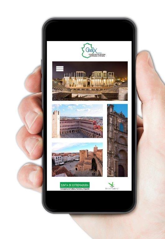 Una aplicación invita a conocer Extremadura en cualquier época del año