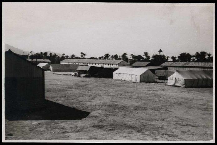 Fotos de un campo de concentración de Alicante, obra digital de la BNE más consultada en 2019
