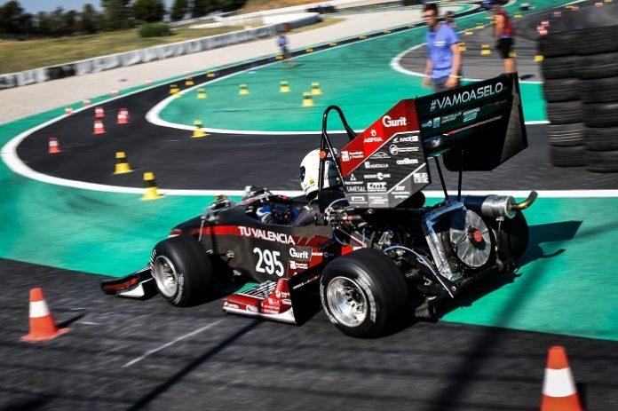 Formula Student UPV se corona como mejor equipo europeo y 3º del mundo