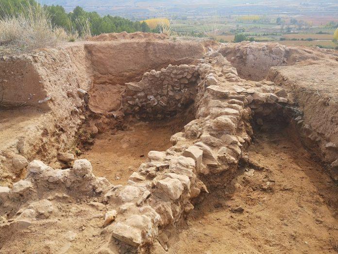 Hallan en Ateca más restos del poblado islámico que pudo ser Alcocer