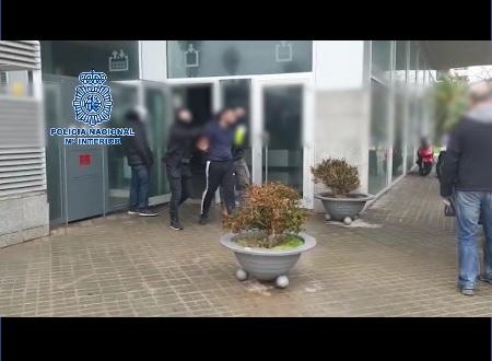 Detenido en Barcelona un peligroso fugitivo huido de un psiquiátrico penal