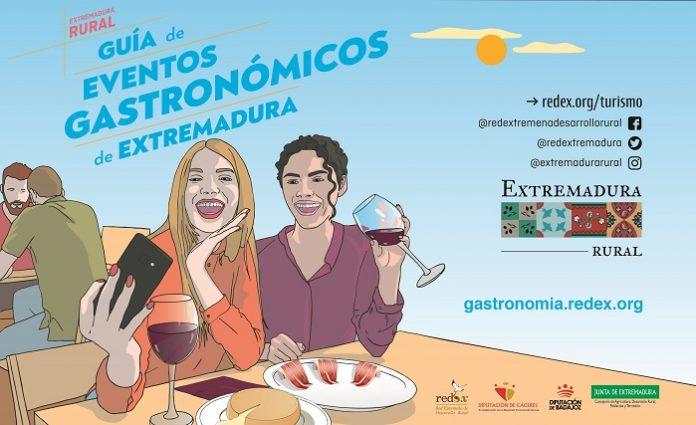 'Guía de Eventos Gastronómicos de Extremadura'.