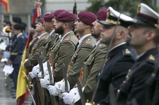 Defensa abre el proceso de selección para personal de Tropa y Marinería 2020