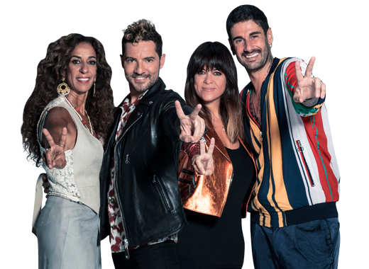 Aitana, Beret, Blas Cantó y Rozalén, nuevos asesores de 'La Voz Kids'