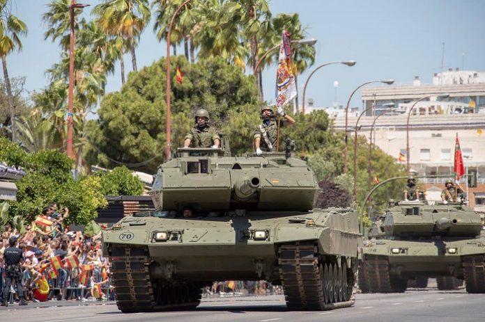 Huesca acogerá el acto central por el Día de las Fuerzas Armadas 2020