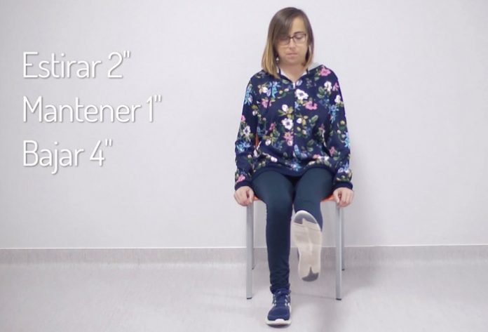 Cuelgan en Youtube ejercicios para personas en hemodiálisis