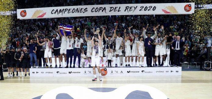 El Real Madrid conquista su 28ª Copa del Rey de Baloncesto