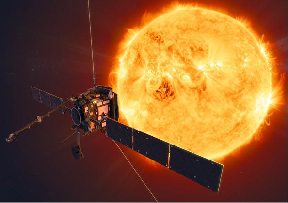 Una nave con tecnología del CSIC orbitará en torno al Sol