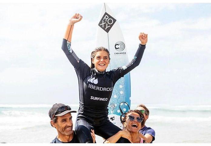 La experiencia de la surfista Janire González en Australia