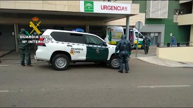 Localizan en Nerja a una persona con coronavirus huida de un hospital de Madrid