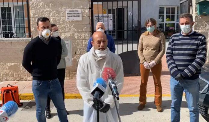 Batalla Junta-Ayuntamiento en un pueblo de Cádiz por el coronavirus