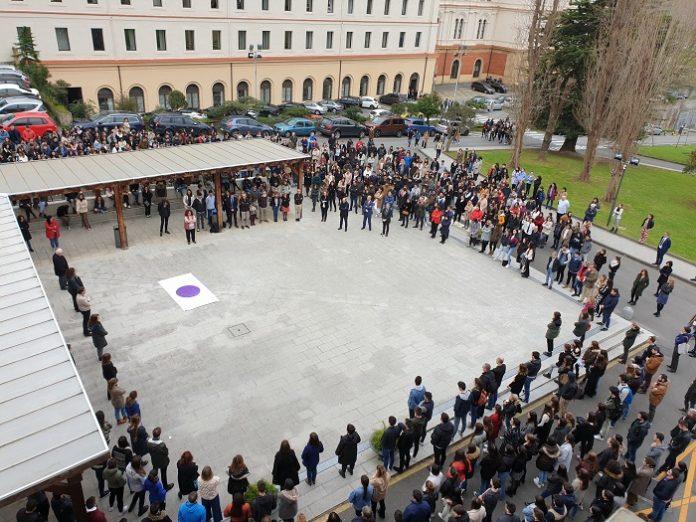 Deusto condena el asesinato machista de una de sus alumnas