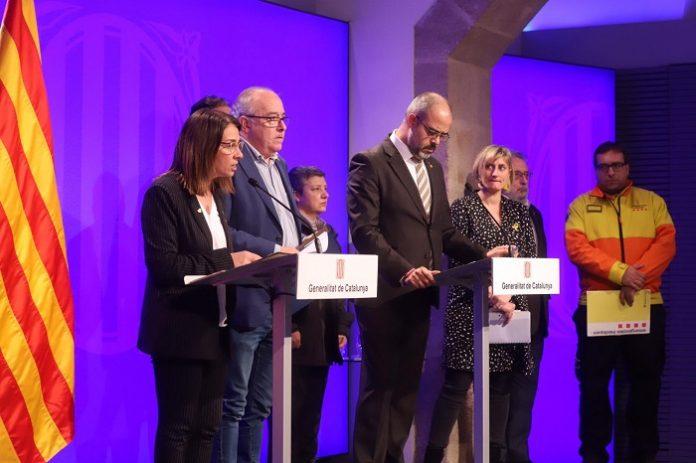 Decretan en Cataluña el confinamiento de los municipios de Igualada, Vilanova del Camí, de Igualada y Òdena