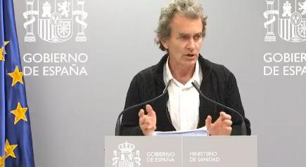 Confirman la primera muerte por coronavirus en España