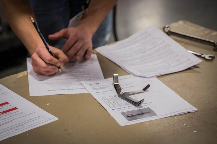 El primer examen de acceso a la abogacía de 2020 se celebra el día 28