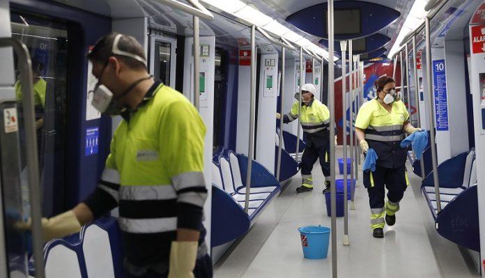 Madrid aplica medidas extraordinarias para aumentar seguridad en Metro