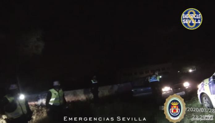 Detenido tras protagonizar una persecución a 160 km/h en Sevilla