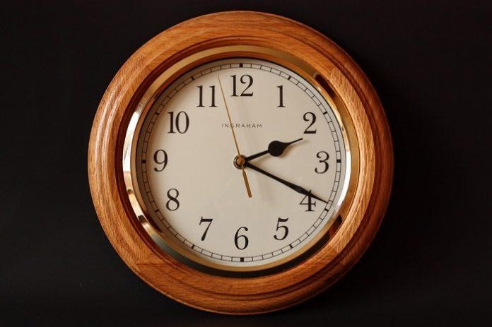 La madrugada del 29 de marzo comienza el horario de verano