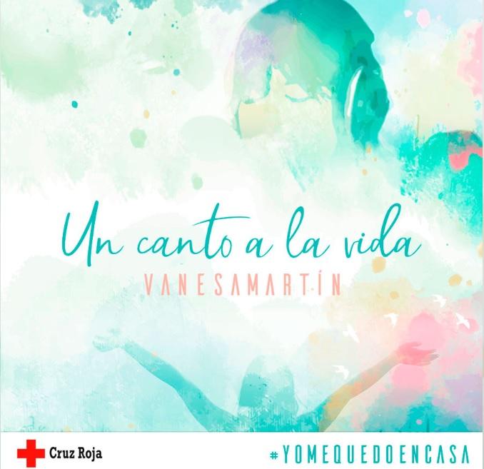 Vanesa Martín publica una canción para colaborar en la lucha contra el coronavirus