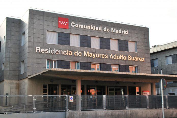 Las familias podrán visitar en las residencias a mayores terminales en Madrid