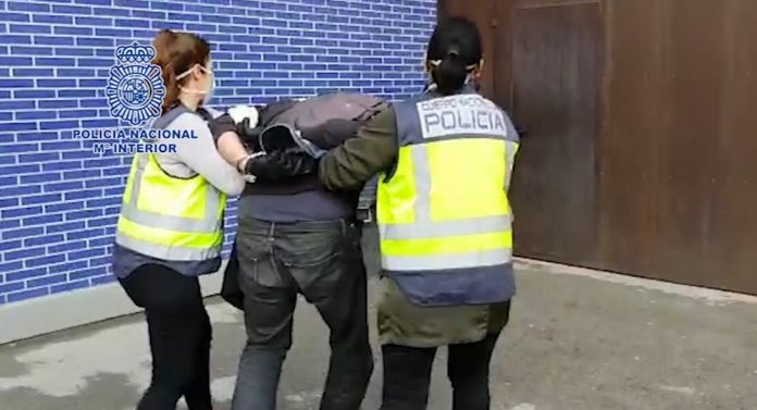 Detienen en Barcelona a un fugitivo ucraniano reclamado por secuestro