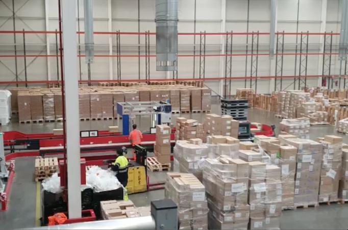 Distribuidores farmacéuticos aseguran el abastecimiento de mascarillas