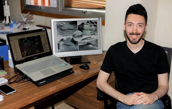 Investigadores de Zaragoza hallan nuevas evidencias de antiguos lagos en Marte