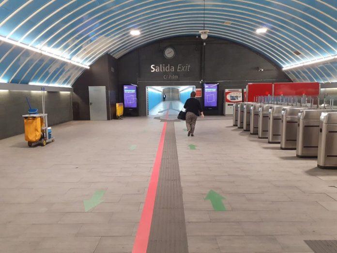 Cercanías Madrid señaliza sus principales estaciones con encaminamientos