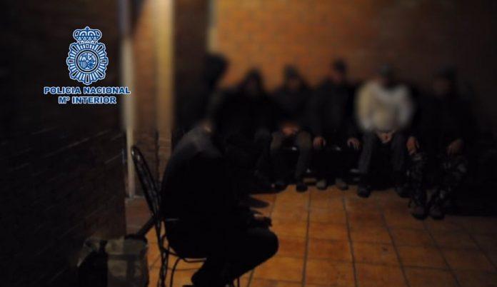 Detienen en Valladolid a 11 personas y desarticulan una red de explotación laboral