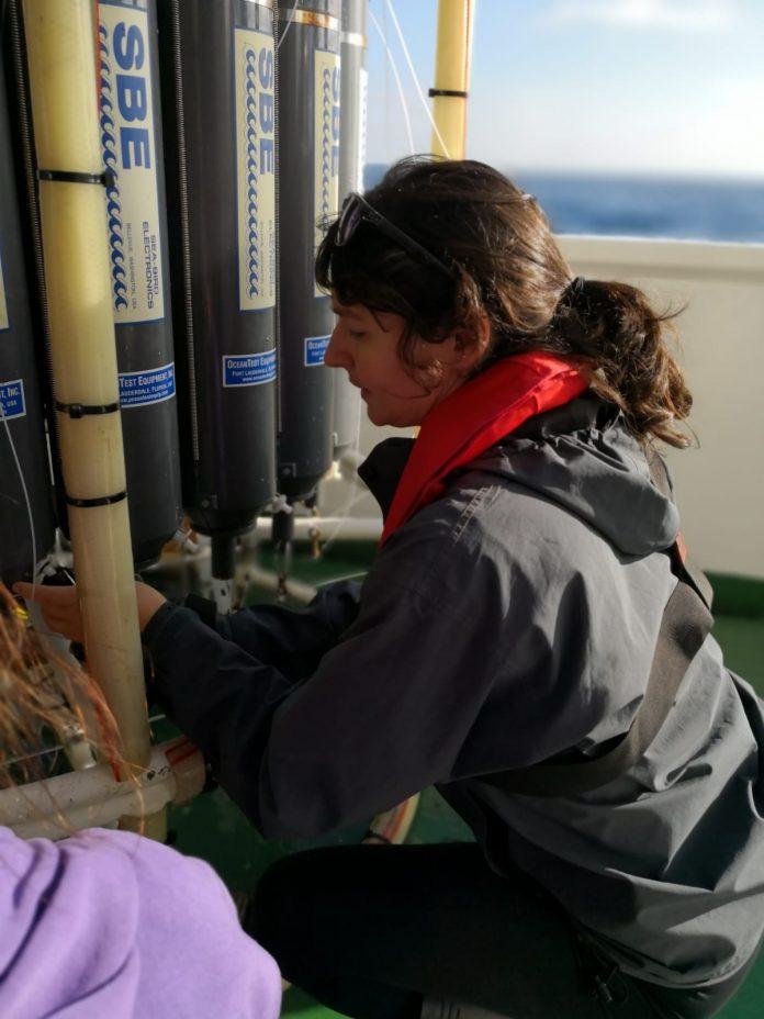 Investigadora crea un método que recupera partículas de plástico del diámetro de un pelo